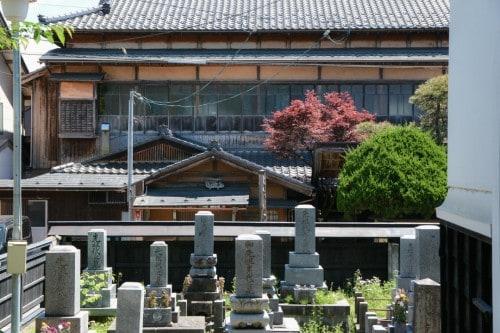Murakami Cemetary