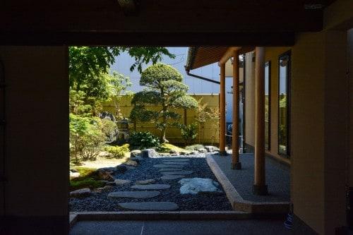 Sakataya Sweets Shop Garden