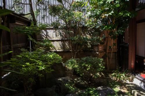 Kikkawa Salmon Shop's Garden