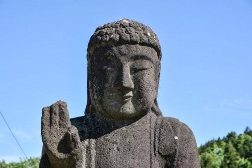 Chorakuji Temple Buddah