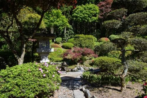 Chorakuji Temple Garden
