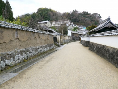 The castle town of Taketa, Oita prefecture, Kyushu, Japan.
