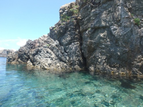 Crystal Clear Turquoise Water!, Fukui prefecture