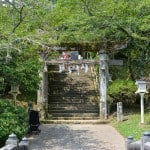 Visit the Spiritual Spots at Takeo Onsen, Saga