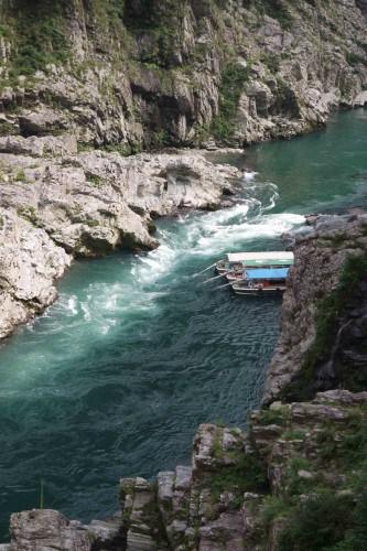 Iya Valley Tokushima Japan Shikoku Outdoor Rafting Ziplining Hiking Mountain Outdoor Oboke River Boat