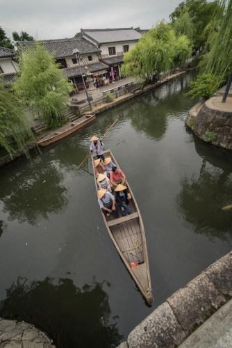 Kurashiki Bikan Historical Quarter - Canal Ride
