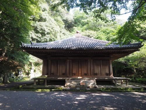 the historical Fuki-ji temple, Oita, Kyushu