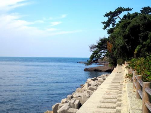 Nagasakibana beach, Bungotakata city, Kyushu