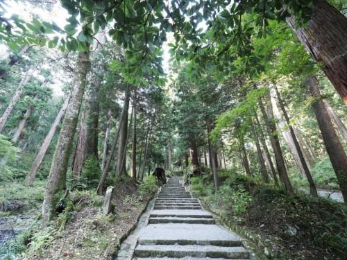 Daiyuzan Saijo-ji, the Sacred Mountain near Hakone, Kanagawa, Japan