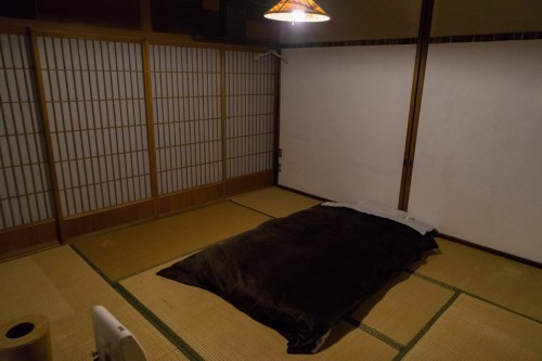 Traditional Room at Yui-an Hostel and Cafe
