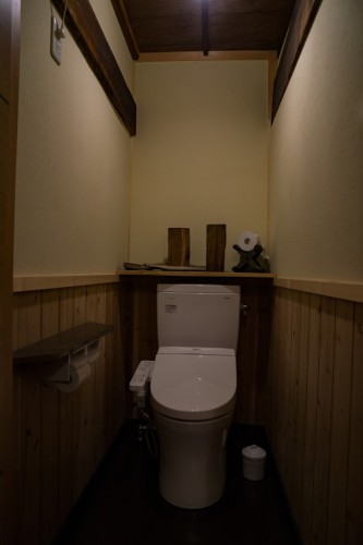 Bathroom at Yui-an Hostel and Cafe