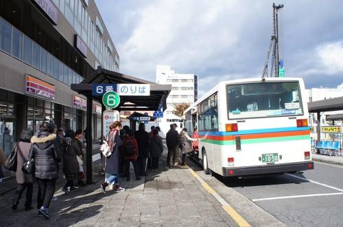 Omihachiman bus