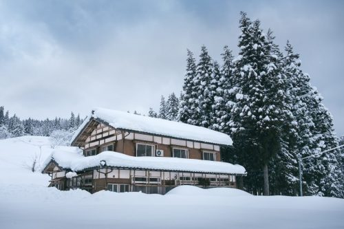 Rural Takane Village Winter Farm House Homestay