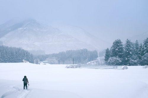 Rural Outdoor Snowshoe Experience in Takane Village