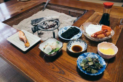 Breakfast and Home Stay Dinner in Takane Village Farmstay