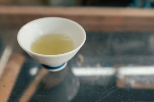 Murakami Old Town Tea Niigata Prefecture Traditional