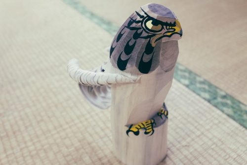 Yamagata Prefecture Local Crafts Toy Otaka Poppo