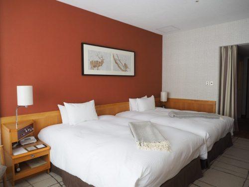 Der Komfort eines modernen Zimmers