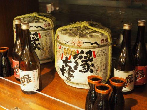 Restaurant im Izakaya-Stil