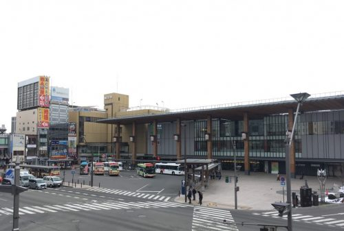 Nagano Station