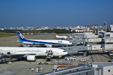 Fukuoka Airport International Terminal Flights Korean Kyushu Japan Travel
