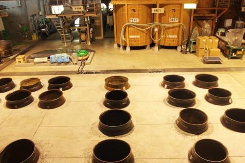 Kagoshima Local Specialty Honkaku Shochu Brewery Satsuma Shuzo Izakaya Tasting