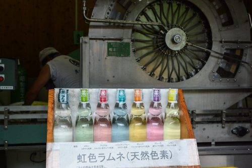 Ramune Soda Japanese Culture Childhood Summer Drink Flavors Candy