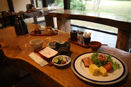 Hananoki Inn Ryokan Sado Island Niigata Prefecture Local Cuisine Traditional Accomodation Food