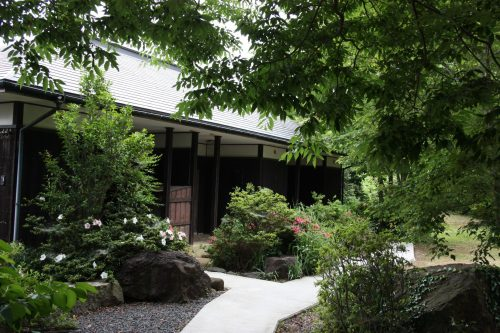 Hananoki Inn Ryokan Sado Island Niigata Prefecture Local Cuisine Traditional Accommodation Garden