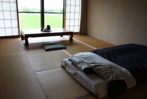 Hananoki Inn Ryokan Sado Island Niigata Prefecture Local Cuisine Traditional Accommodation Food