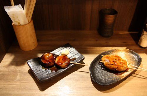 Yakitori is a famous Japanese cuisine.