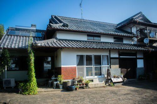 Farm near Usuki City, Oita Prefecture, Japan