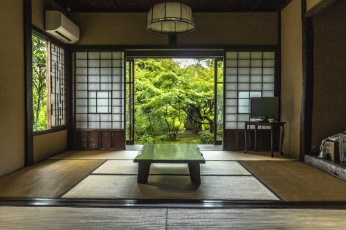 Agemiya Restaurant in Nakatsugawa, Gifu Prefecture, Japan