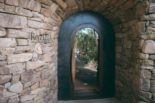 Rozilla, the chocolate shop by Es Koyama, in Sanda, Hyogo Prefecture, Japan