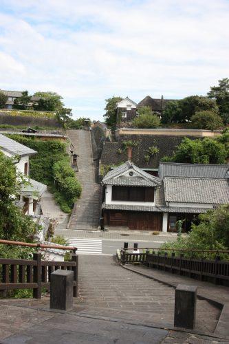 Kitsuki city, Oita, Kyushu.