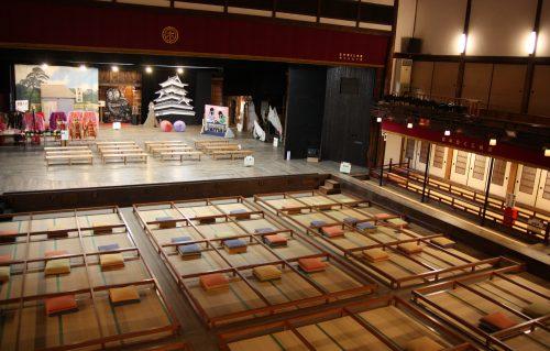 Kaho Gekijyo theatre in Iizuka, Fukuoka, Kyushu, Japan.