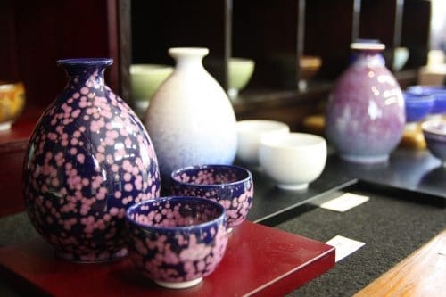 Arita pottery village in Saga Prefecture, Kyushu, Japan.