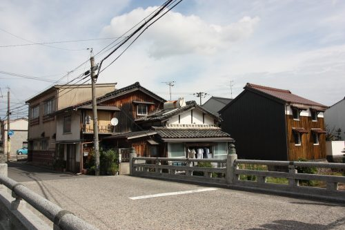 Wandering around Yonago, a peaceful town at the foot of Mt Daisen