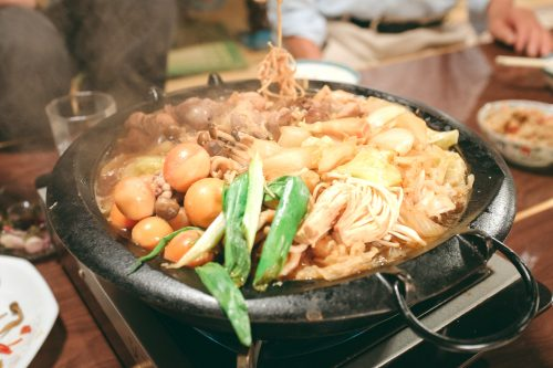Share a meal with local people from Shiga Prefecture, near Kyoto, Japan