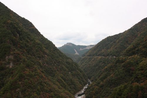 Legends of the beautiful Iya Valley date back over 800 years.