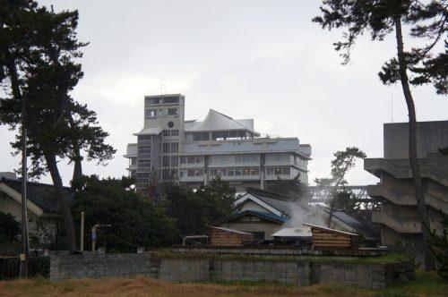 Tokouen Ryokan at Kaike Onsen, San'in Region, Japan
