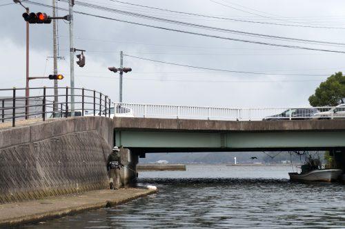 Cruise on the Kamogawa River in Yonago, San'in Region, Tottori, Japan