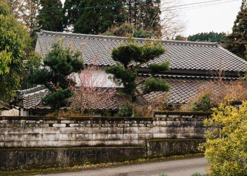 Wakabayashi Farm Stay in Yufu city, Oita.