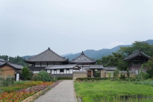 Asuka Temple, established during the Asuka period