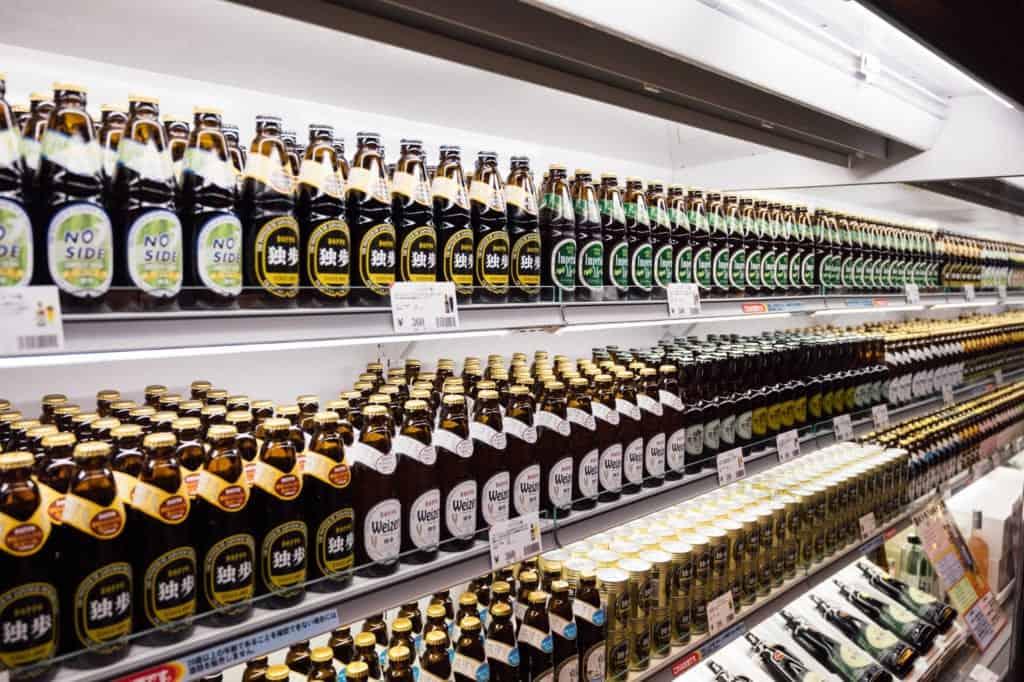 Doppokan Microbrewery beers
