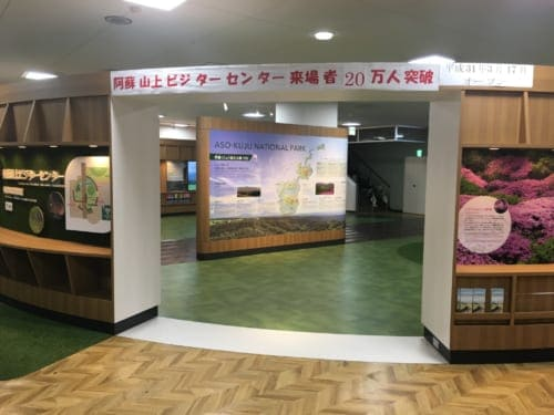 Mt Aso Volcano Museum