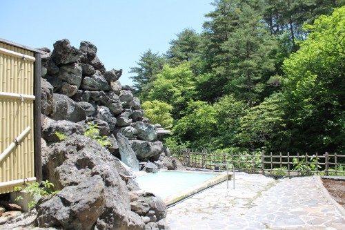 Tamago-yu ist ein Royakan und Spa in der Onsten Stadt Takayu, Fukushima, Japan