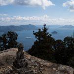 Miyajima: Aufstieg zum Berg Misen
