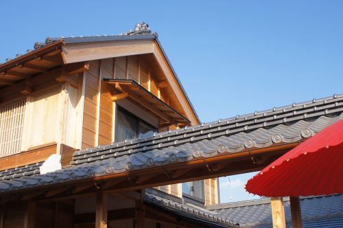 Ein Haus in Kawagoe