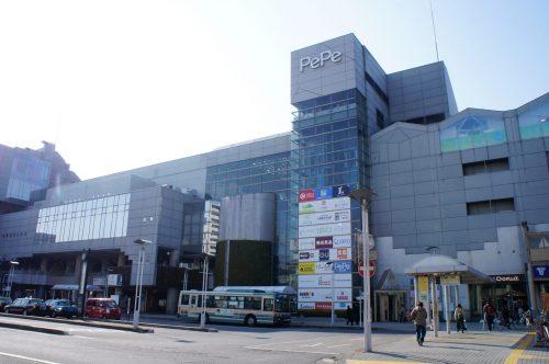 Die Station Hon-Kawagoe liegt ungefähr 10 Gehminuten vom historischen Bezirk entfernt.